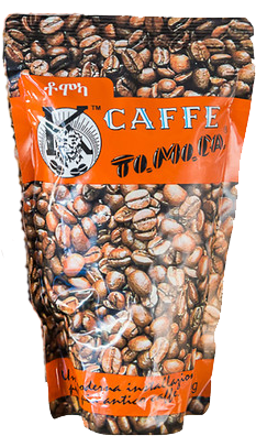 Tomoca Roasted Coffee (250gm) - Dark Roast