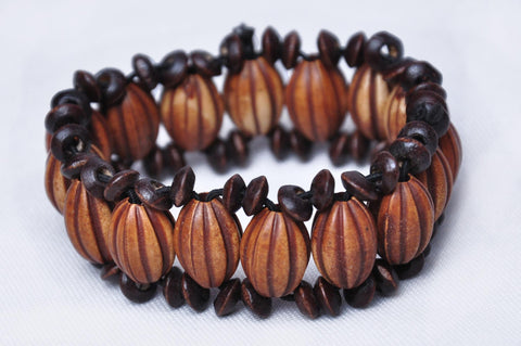 Traditional Brown Bracelet