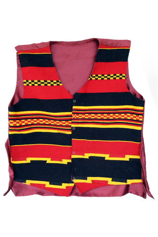Wolyta Traditional Men Vest