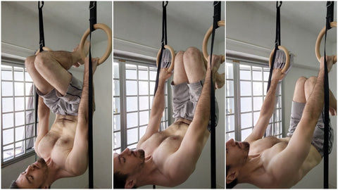 Ring Front Lever Eccentric