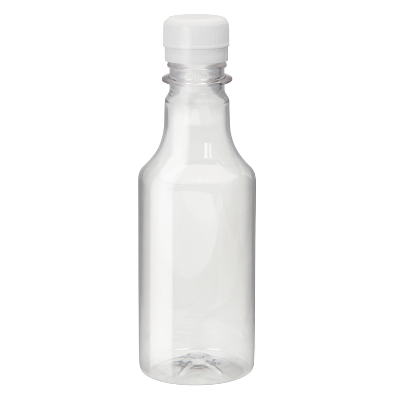 FLACON PET 250ML + BOUCHON À VIS