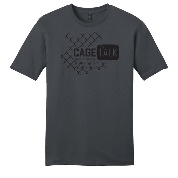 Cage Talk - Chainlink T-Shirt
