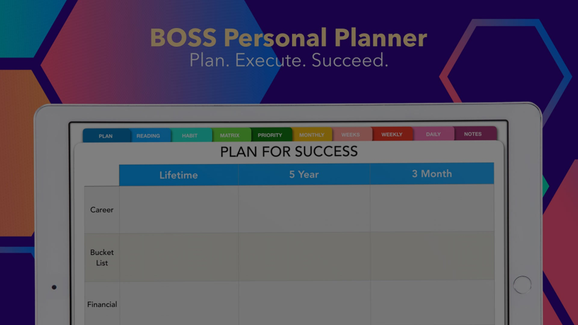 The Best Planner, Now For iPads