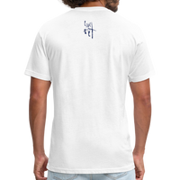 Live Simply Fitted Cotton/Poly T-Shirt by Next Level - Favoured Tees