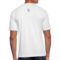 Run Junkie Men's Moisture Wicking Performance T-Shirt - Favoured Tees