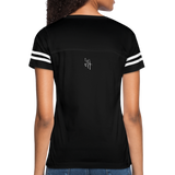 Blessed & Highly Favored Women's Vintage Sport T-Shirt - Favoured Tees