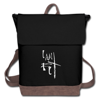 I Am Fit Canvas Backpack - Favoured Tees