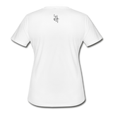 She Is Fierce Women's Moisture Wicking Performance T-Shirt - Favoured Tees