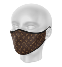 Load image into Gallery viewer, Lv Face Mask, Lv mask, lv mouth mask