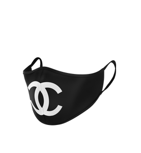 Chanel mask, Chanel face mask, mouth mask