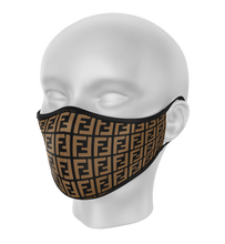 Load image into Gallery viewer, Fendi  mask, Fendi Face mask, mouth mask