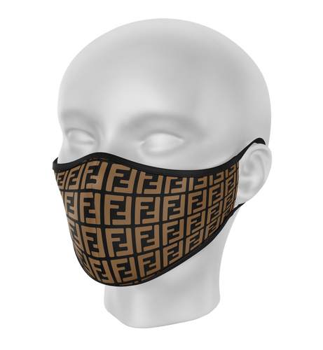 Fendi  mask, Fendi Face mask, mouth mask