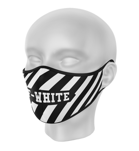 Off-White mask, Off-white Face mask, mouth mask