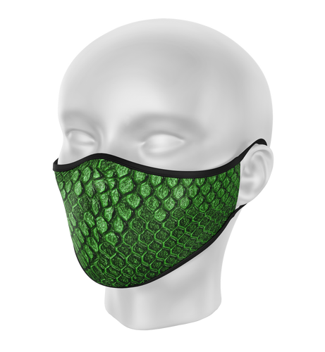 snakeskin mask, snakeskin face mask, snakeskin mouth mask, snakeskin dust mask