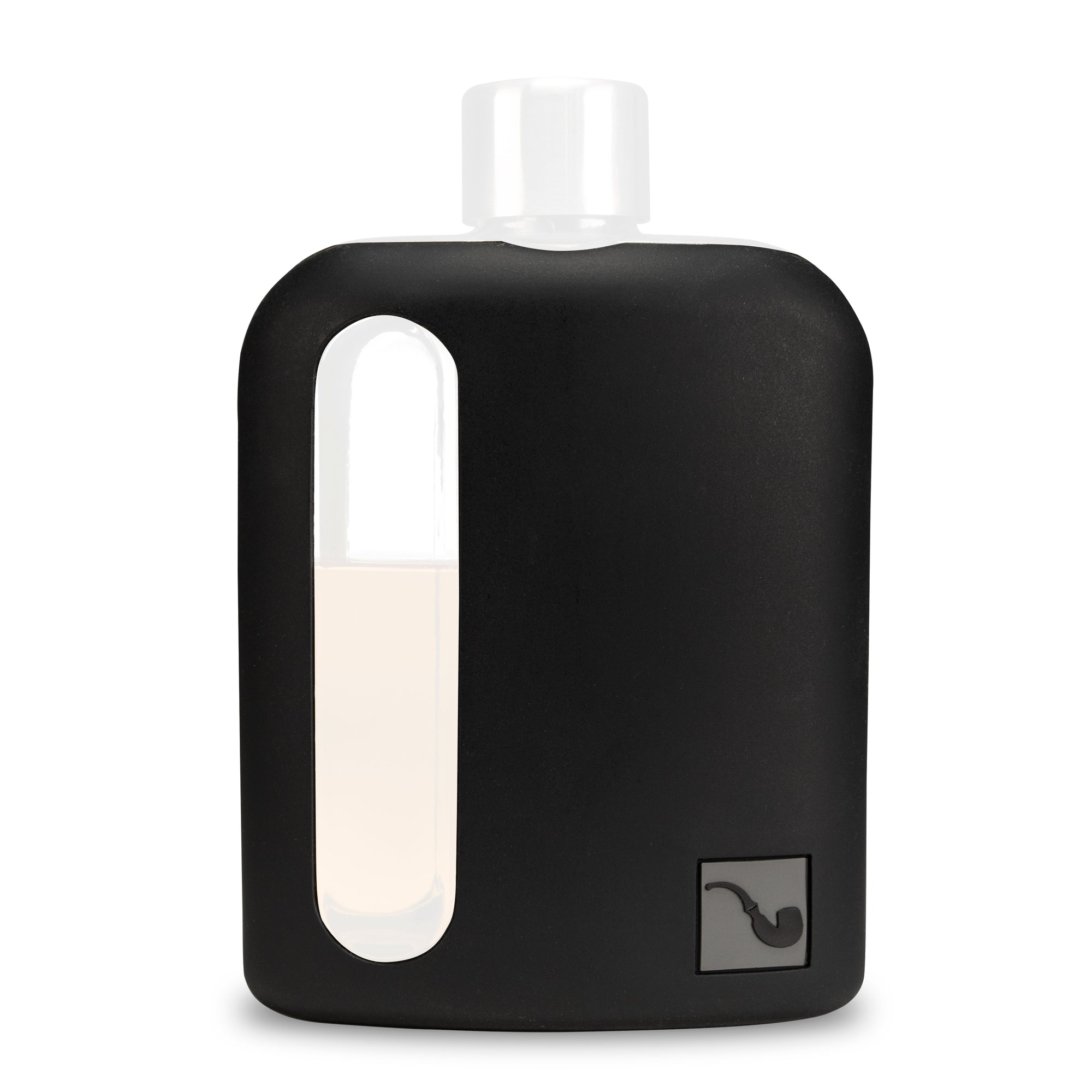 Black Silicone Sleeve 240mL