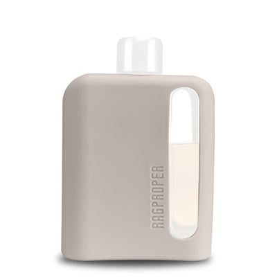 Light Grey Silicone Sleeve 100mL