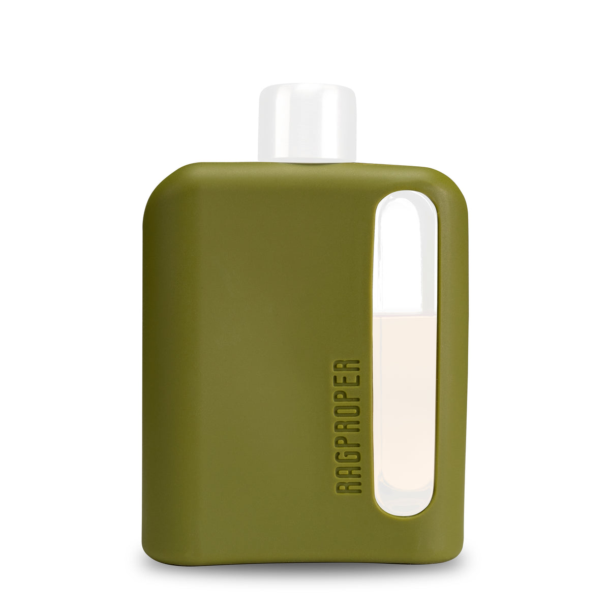 Military Green Silicone Sleeve 100mL