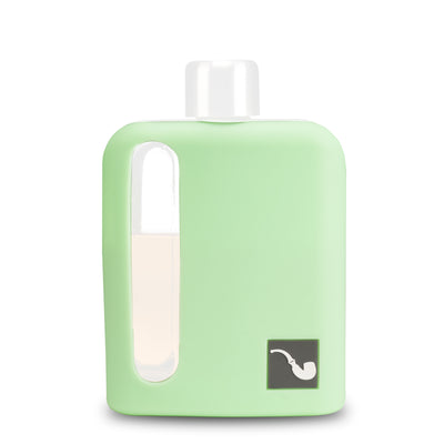 Mint Silicone Sleeve 100mL
