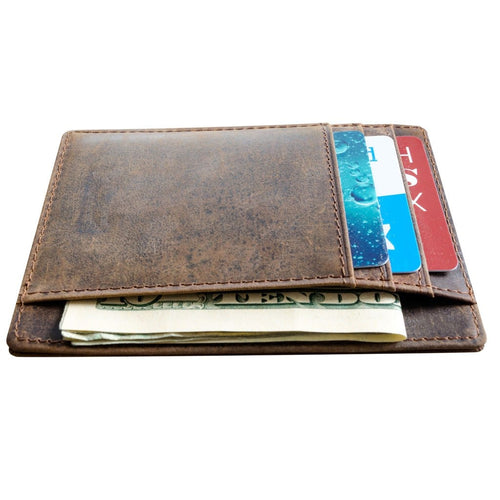Demo Wallet Leather