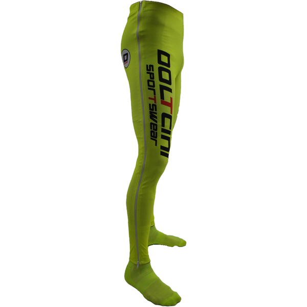 COLLANT CYCLO-CROSS DOLTCINI JAUNE FLUO