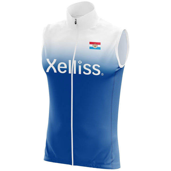 VESTE BODY CYCLISME XELLISS