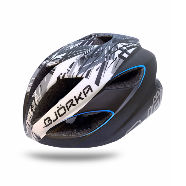CASQUE BJORKA ROCK - BLUE LINE