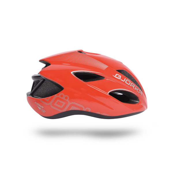 CASQUE BJORKA HB51 - ROUGE BRILLANT