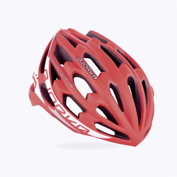 CASQUE BJORKA SPRINTER - ROUGE
