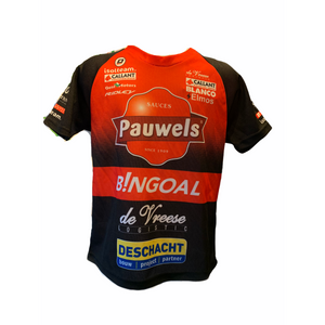 T-SHIRT SUPPORTER PAUWELS-SAUZEN 2020