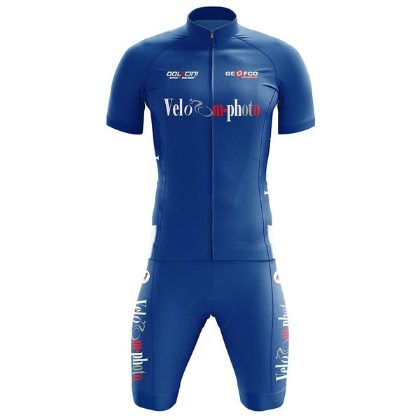 EQUIPEMENTS CYCLISME VELODOM PHOTO - BLEU