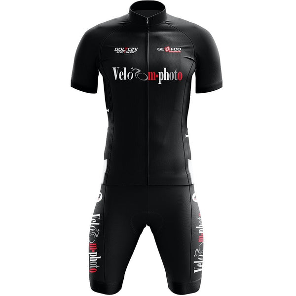 EQUIPEMENTS CYCLISME VELODOM PHOTO - NOIR