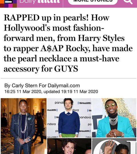 Mckenzie Liautaud Jewelry receives Spring Jewelry Endorsement from Daily Mail U.K