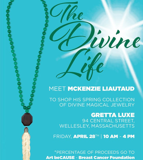 Spring Pop Up with Grettaluxe