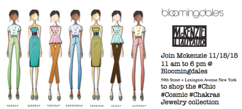 Bloomingdales Pop Up Event