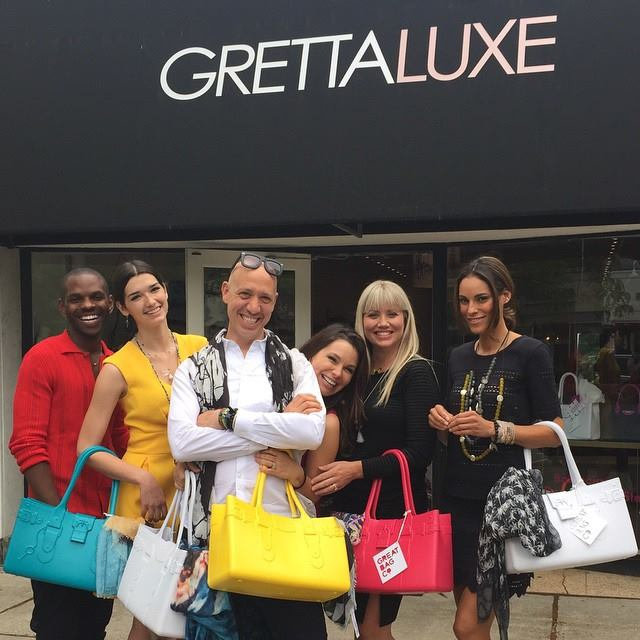 Summerstyle trunk show at Grettaluxe
