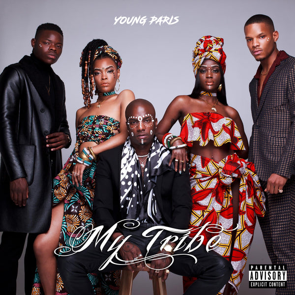 Young Paris The Tribe album cover
