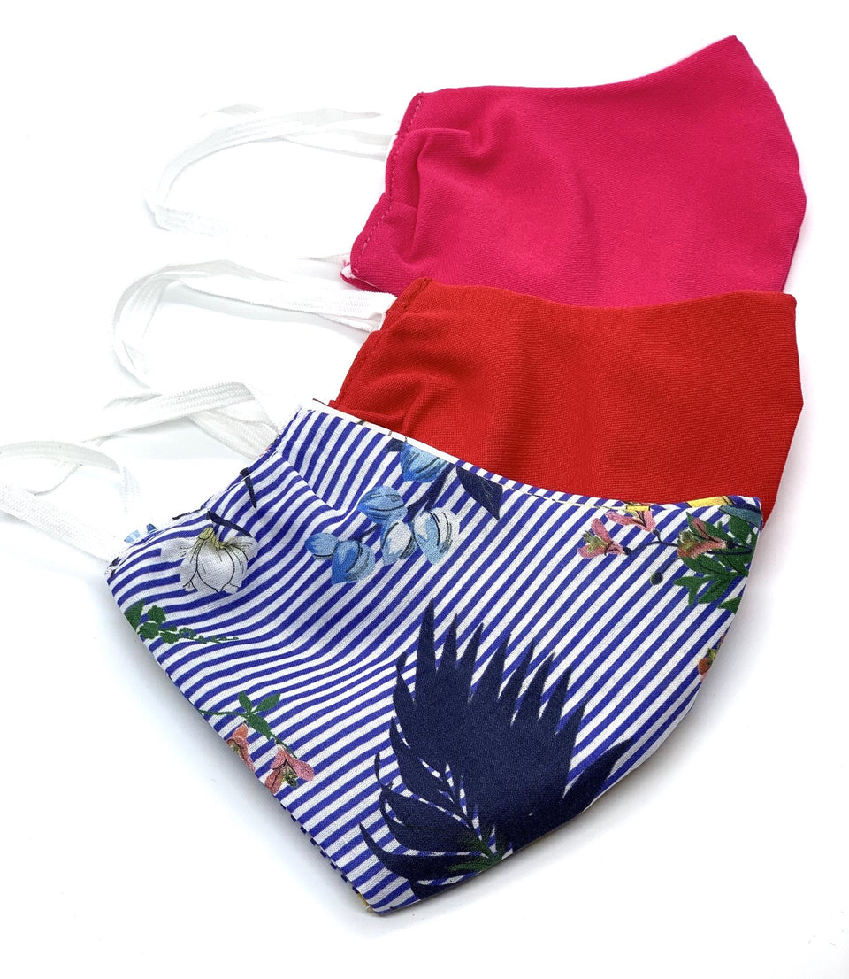 Summer Nights  in Capri Trio Masks ( Buy 3 + Donate 3) 4TH DROP