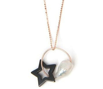 Infinite Supearlstar Necklace