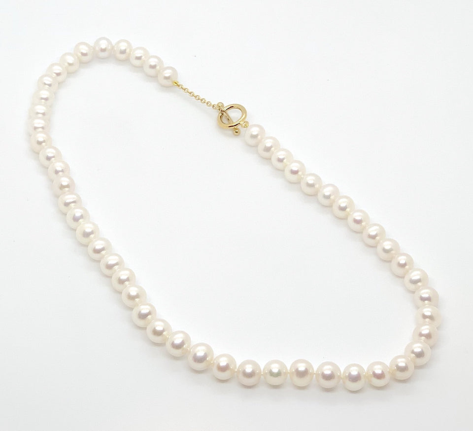 Kenzie Pearl Necklace