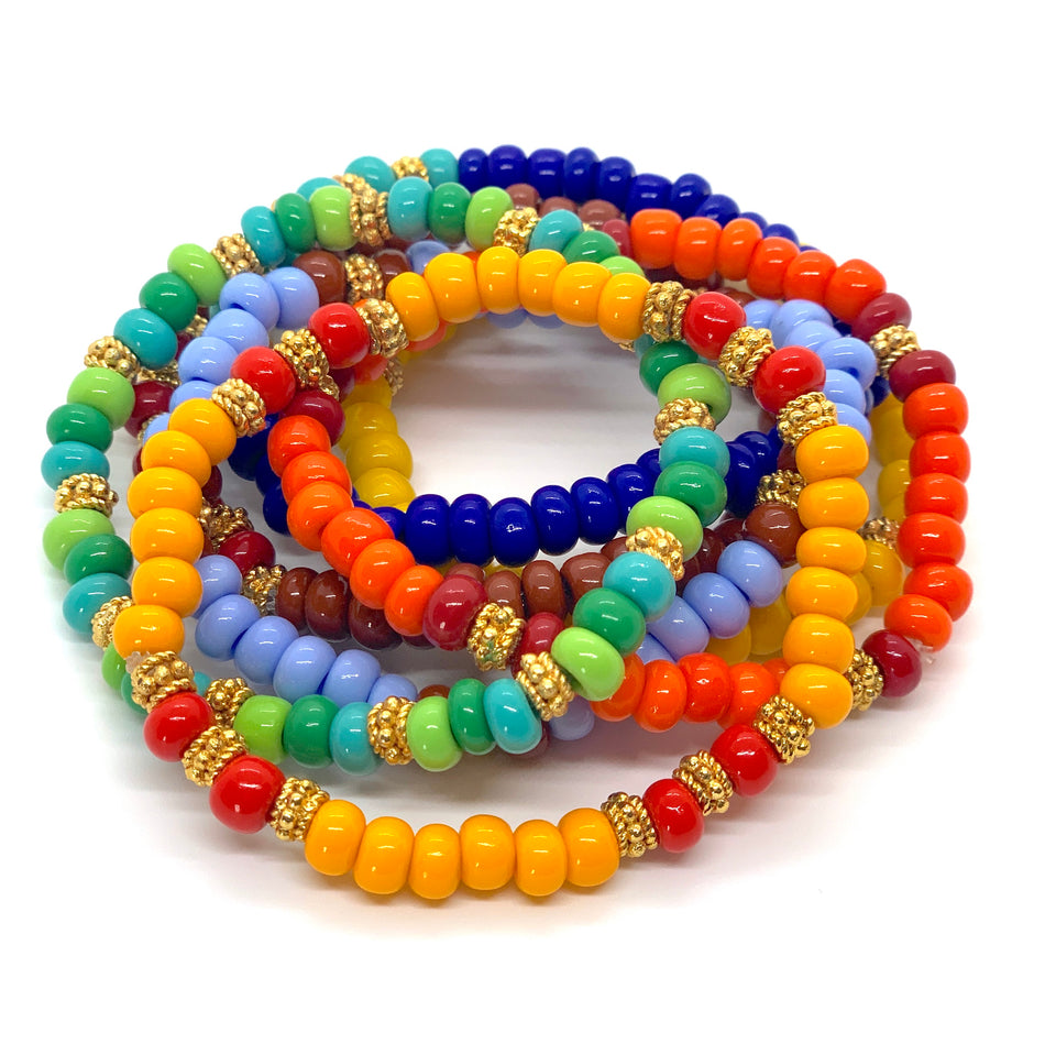 ML Protection bracelets ( Set of 7) BESTSELLER