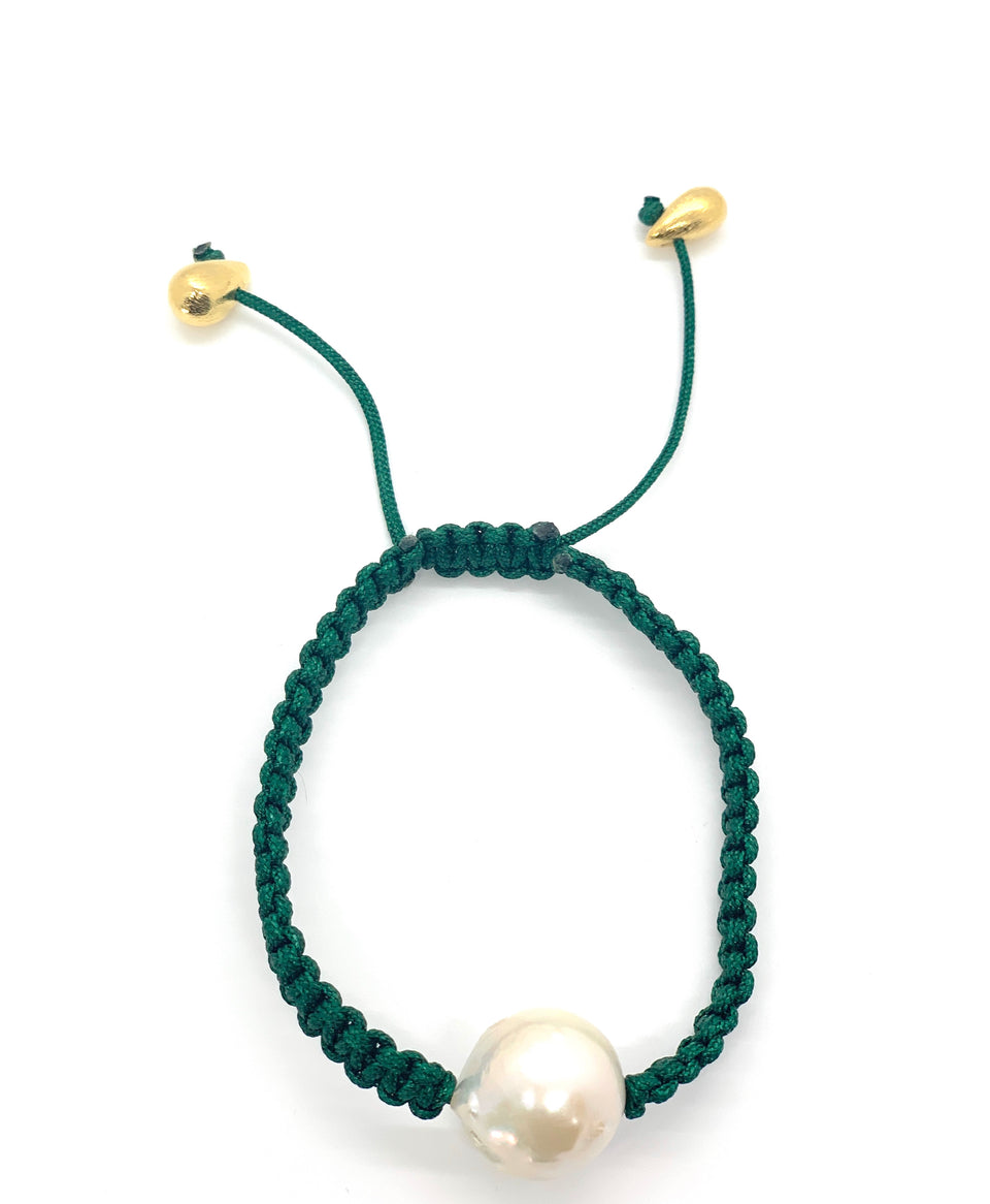 Green Surfer bracelet
