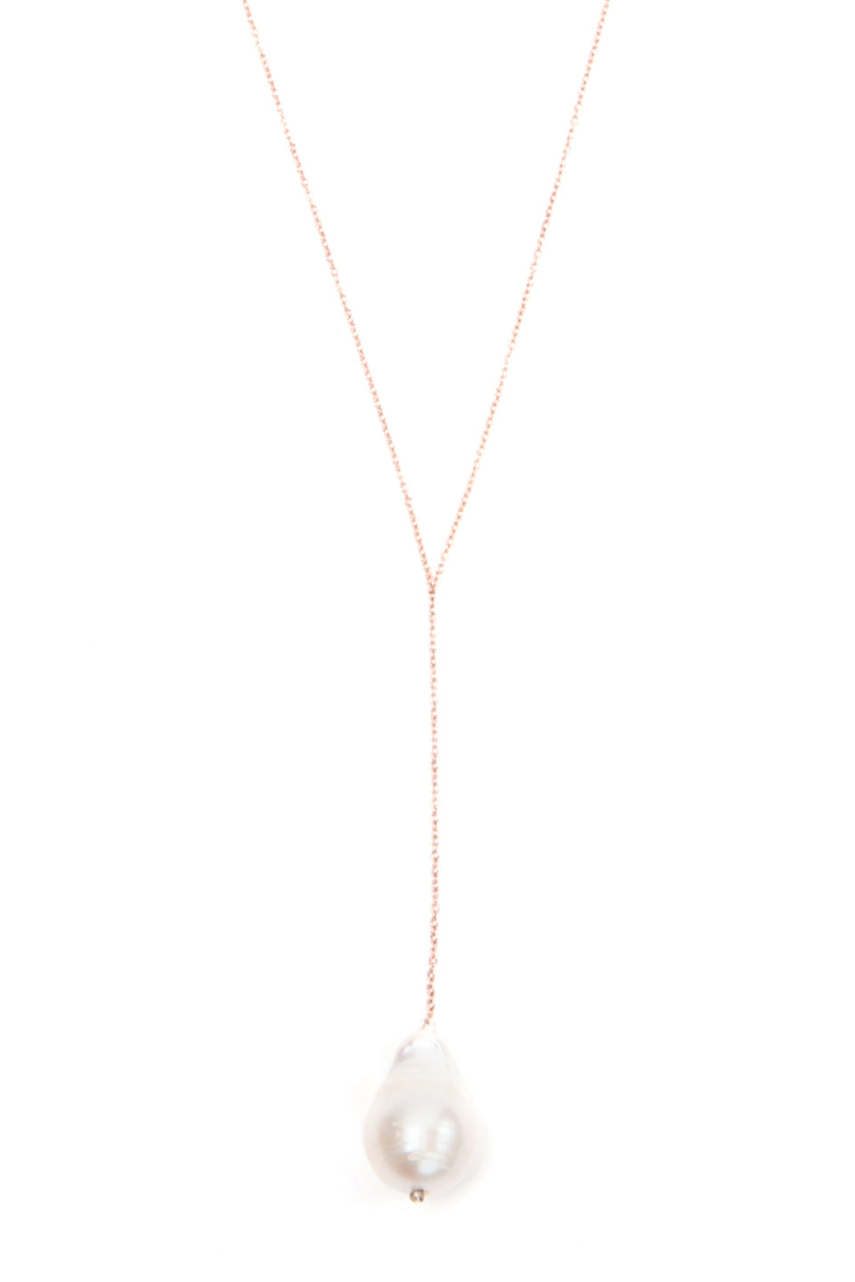 Lariat Supearlstar Necklace