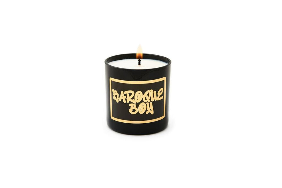 Baroque Boy Candle