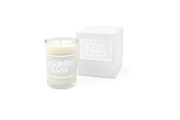 Baroque Babe candle