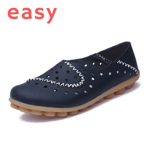AZZY Premium Orthopedic Genuine Leather Loafer