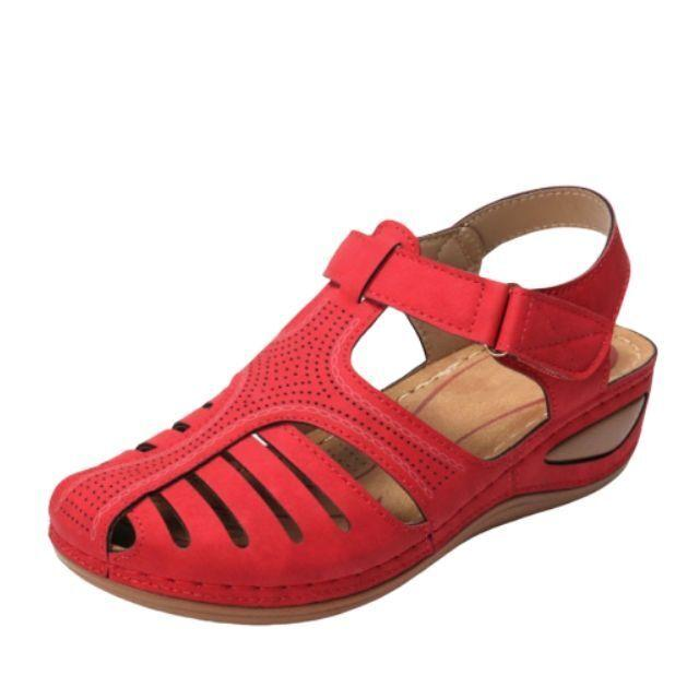 Orthopedic Premium Comfy Lightweight Leather Sandals, 2020 Genuine Leather Casual Shoes Orthopedic All New Design