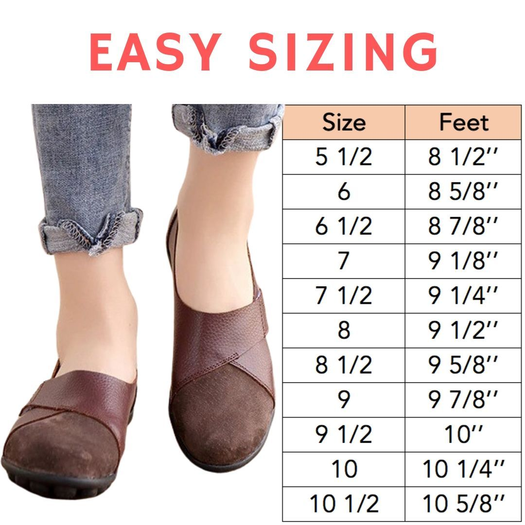 AZZY Premium Orthopedic Shoes, Genuine Comfy Leather Loafer, Casual Orthopedic Leather Shoes 2020 Design