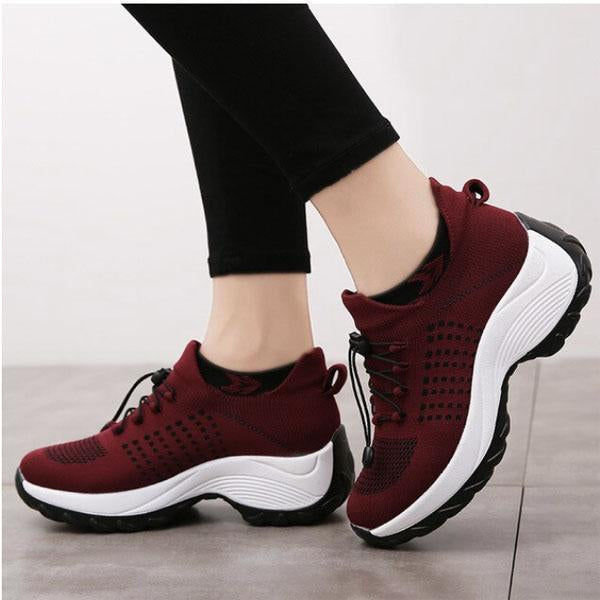 COSY Comfortable Non-slid Hiking Shoes  Walking Arch-Support Shoes For Swollen Feet, 2020 Design