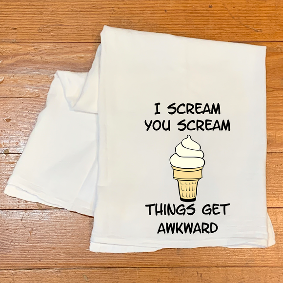 You Scream, I Scream, Things Get Awkward