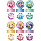 Nintendo Kirby 1-Inch Ensky Rubber Stamp Collection